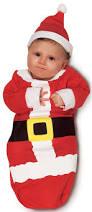 Infant Bunting Halloween Costumes Amazon Rubie U0027s Costume Newborn Santa Claus Bunting Red