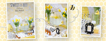 bee baby shower bee baby shower favors and decor kate aspen