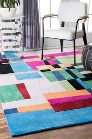 Multi Colored Shag Rug 240 Best Rugs Images On Pinterest Area Rugs Indoor Outdoor Rugs