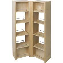 8 inch wide cabinet tall and pantry cabinet organizers pullsdirect com