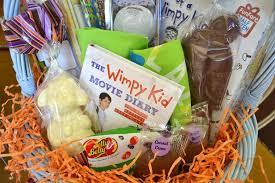 kids easter baskets themed easter baskets