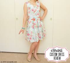 review clothing sew can do custom sewn clothing made to order a review of eshakti