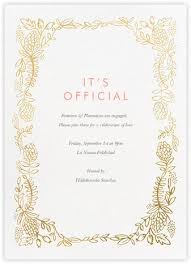 online invitations engagement party invitations online and paper paperless post