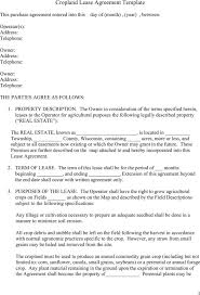 doc 420600 sample owner operator lease agreement u2013 download