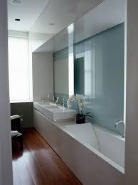 narrow bathroom designs tackling narrow bathroom layouts livinghouse