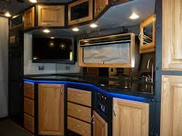 Sleeper Trucks With Bathrooms What Do Luxury Sleeper Cabs For Long Haul Truck Drivers Look Like
