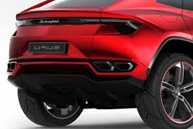 lamborghini urus 6x6 official lamborghini u0027s urus concept is a 600hp suv aiming for the