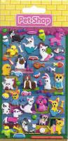 pet shop stickers