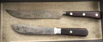 Vintage Kitchen Knives by Mobile Knife Sharpening Knife Sales