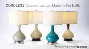Cordless Led Desk Lamp Cordless Desk Lamp Home Lighting Design