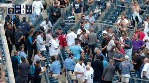 Mlb Fan Map Are The Yankees Responsible For The Child Injured By A Foul Ball