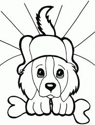 raskraska sobaka 3 jpg 1000 1307 раскраски с животными pinterest