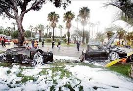top 10 most expensive car crashes of all time michelekirkman