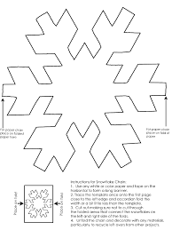 templates for snowflakes 30 images of templates snowflakes helmettown com