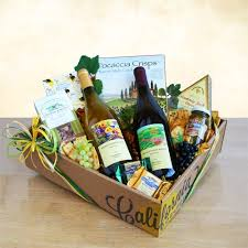 best wine gift baskets best of california wine gift basket in a box california delicious