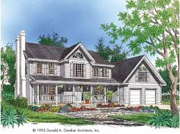 two story farmhouse plans eplans farmhouse house plan two story country home 2516 square