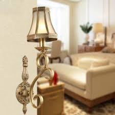 Wall Sconces For Bathrooms Golden Fixture Glass Shade Country Style Bathroom Wall Sconces