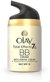 Olay Bb olay total effects 7 in 1 anti ageing bb day with a touch of