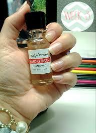your nails hard as nails bonitiful
