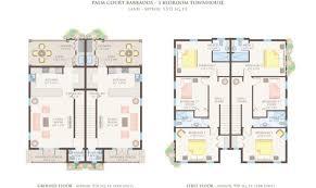Three Story Townhouse Floor Plans 23 Surprisingly 3 Story Townhouse Floor Plans Architecture Plans
