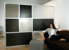 room divider furniture amusing sliding door dividers diy pictures