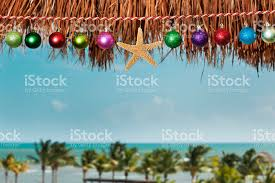 caribbean decorations christmas vacation with decorations by tropical