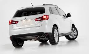 mitsubishi suv 2014 2014 mitsubishi outlander sport information and photos zombiedrive