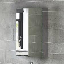 black bathroom mirror with shelf best bathroom decoration