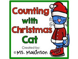 help with christmas free counting with christmas cat numbers 1 10 summer c 2016
