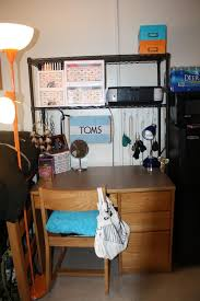 dorm room shelving over desk really like this idea with my luck it would fall college 101