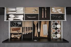 Knife And Fork Drawer Insert Kitchen Interior Accessories By Siematic Individual U0026 Innovative