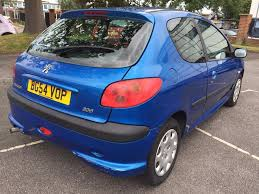 2004 peugeot 206 s 1 4 petrol manual in crawley west sussex
