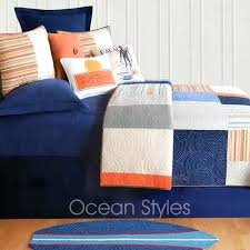 blue and orange duvet cover combintions ornge blue and orange