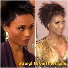 hair styles by cynthia bailey on rhwoa rhoa cynthia bailey celebrates 50th birthday with 50 shades of