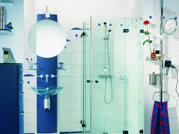 Blue Bathrooms Decor Ideas by Cool 10 Red White Blue Bathroom Decor Inspiration Of Red White