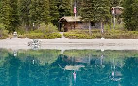visit richard proenneke u0027s cabin lake clark national park