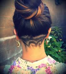 redhair nape shave 84 best undercuttin it images on pinterest hair dos shaved