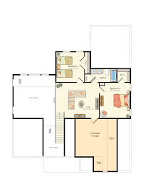 Most Efficient Floor Plans The Kingfisher Floor Plan The Peninsula Schell Brothers