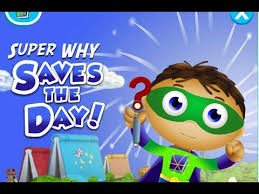 super why saves the day game interactive story pbs kids learn