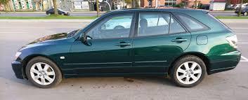 lexus coupe 2003 lexus is 200 2 0 l universalas 2003 06 m a5238041