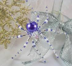 241 best beaded spiders images on beaded spiders bead