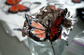 monarch butterfly cake denna s ideas