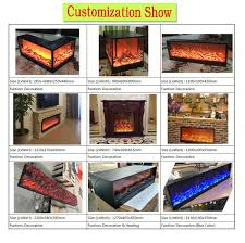 Custom Electric Fireplace by Electric Fireplace