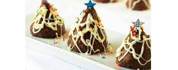 christmas chocolate chocolate christmas trees dessert recipes chocolate desserts