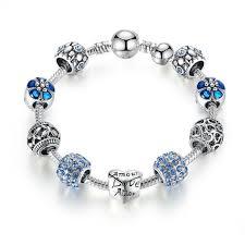 charm bracelet with beads images New romantics summer charm bracelets goddess jewelry jpg