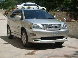 lexus harrier 2010 toyota harrier 2003 for sale in islamabad pakwheels