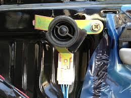 toyota highlander front speaker component installation toyota