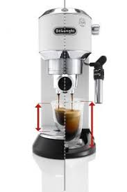 Comfort Temp Delonghi Delonghi Ec 680 685 Dedica A Narrow And Compact Coffeemaker With