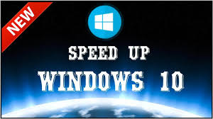 how to speed up windows 10 performance 100 youtube