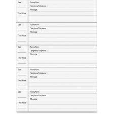 Free Printable Fax Cover Sheet Pdf by Free Phone Message Template Phone Message Template Word Corpedo